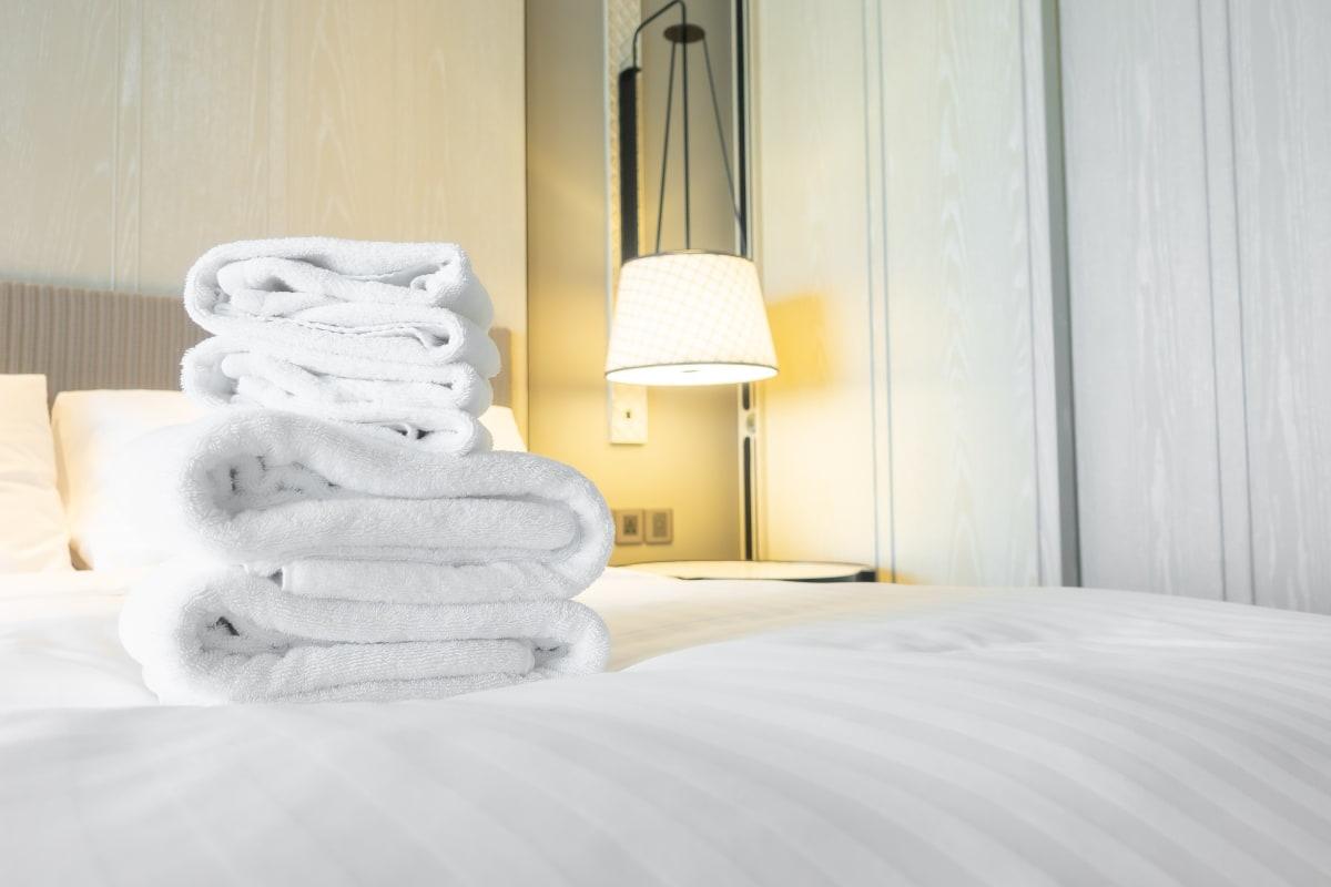 Lavandería para hoteles en Alicante y Murcia