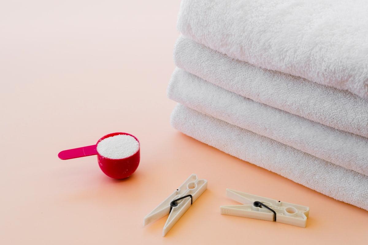 Lavado y desinfección de ropa