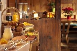 hotel desayuno