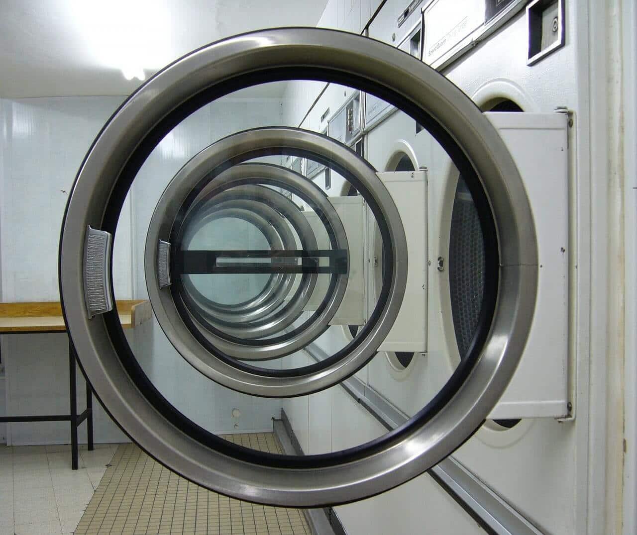 Servicios de una lavandería industrial