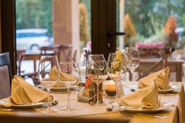 Renting textil para restaurantes